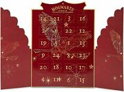 Harry Potter Advent Calendar 2021 With 24 Surprises Necklace And Charms For Girl