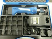 1213803-3 Battery Powered Crimp Tool Mfg Amp Te Connectivity Tyco Condition Us
