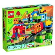 Retired New Sealed Lego Duplo Deluxe Train Trains Set 10508 Rare Sold Out