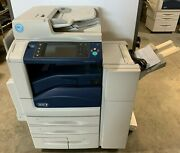 Xerox 7845i Color All-in-one Copy-scan-fax-printer-320gb-7495 Impressions Only