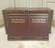 The New Book Of Knowledge Complete Set Of 20 Volumes Plus Annuals