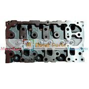 Complete Cylinder Head With Valves, Springs For Thermo King Tk370 Yanmar Engine