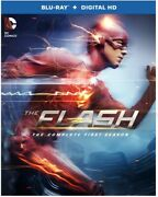 Flash The Complete First And Second Season Blu-ray