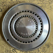 Vintage Ford Hubcap Wheel Cover Classic Car Replacement Parts Restoration
