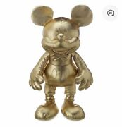 Mickey Mouse 90th Birthday Memories Large Gold Plush - 2018