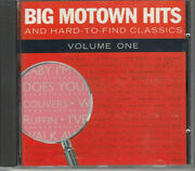 57big Motown Hits And Hard To Find Classics-vol 1-rare Uk Cd 1986-wd72513-new