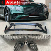 Front Bumper Assembly For Bentley Continental Gt V8 W12 2018+