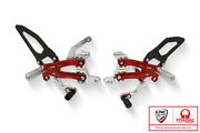 Adjustable Rearsets Pramac Limited Edt Cnc Racing Ducati Panigale V4 R 2018-19