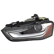 Hid Headlight Lamp Left Hand Side Hid/xenon Driver Lh 8k0941043e For A4 Allroad