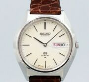 Grand Seiko 56gs 5646-7010 Original Dial Automatic Vintage Watch 1970and039s