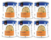 Mountain House Rice And Chicken 10 Can Freeze Dried Food - 6 Cans Per Case New