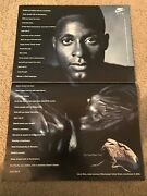 1991 Nike Jerry Rice Air Cross Trainer Low Poster Print Ad Mississippi Valley St