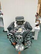 350 R Crate Engine 475hp Afr Cnc Heads Roller Motor Turn Key A/c Included Chevy