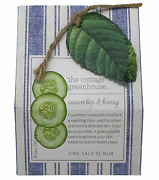 The Cottage Green House Cucumber And Honey Scrub