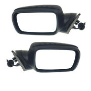 99-03 Bmw 3-series Coupe/convertible Rear View Mirror Power W/memory Set Pair