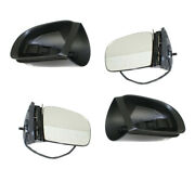06-10 Benz R-class Mirror Power Folding Heated W/signal And Puddle Lamp Set Pair