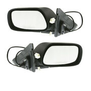 For 02-06 Camry Japan Built Rear View Mirror Assembly Power W/signal Set Pair