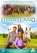 Heartland - The Complete Ninth Season Uk Import Dvd New