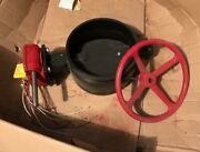 Grinnell 10 7000 Fp Series Butterfly Control Valve 175psi