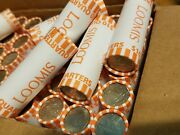40 Rolls, 400 Washington Head Quarters. Real Mixed Circulated Us Coins. Fast