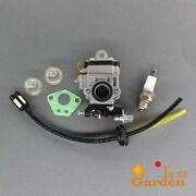 63022 Carburetor Assembly Fit For Harbor Freight 52cc 2hp Predator Earth Auger