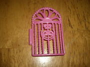 Euc Replacement Pink Door Part For Sofia The First 2-in-1 Sea Palace Castle