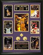 Limited Kobe Bryant Rookie Retirement Season Final Allstar Game Net Only 124made