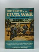 Best Photos Of The Civil War A Fawcett How-to Book 487 Union Confederate Naval