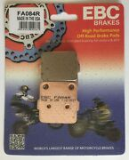 Ebc Sintered Front Disc Brake Pads Fits Honda Crf150r / Crf150rb 2003 To 2021