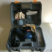Ryobi Biscuit Joiner Double Insulated Model Jm82 With Dust Bag Case Power Tools