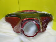 12 New Oem Harley-davidson Tri Glide Ultra Classic Front Upper Fairing Nose Cowl
