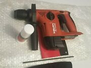 Hilti Te4-a18 Cordless Hammer Drill Tool Only Brand New.