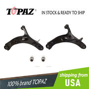 2pcs Control Arm Kit For Subaru Legacy Outback Front Lower Pair 1 Year Warranty