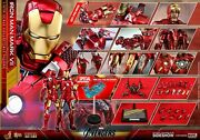 Hot Toys Mark 7 Vii Diecast Special Edition New