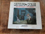 Setting The Scene - Animation Layout History Book - Hardcover Rare And Collectible