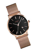 Fashion Simple Watches For Women - Classic Analog Waterproof Womens