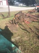 Allis Chalmers Tractor Turning Plow 2 Snap Coupler