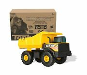 Tonka Steel Classics Mighty Dump Truck, Toy Truck, Real Steel Construction, A...