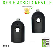 2 Garage Door Opener Remote For Genie Intellicode And Overhead Door Acsctg Type 1