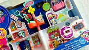 Littlest Pet Shop Rescue Tails Centre Lps Dolls. Rare Brand New In Box Os