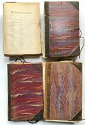 115 Folding Colored Maps From Pennsylvania Archives 1880s-1890s