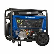 Westinghouse Wgen7500 Portable Generator With Remote Electric Start 7500 Rate...