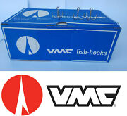 1000 X Vmc Fish Treble Hooks Size 2 - Made In France 7651 Nib 1000 Pieces