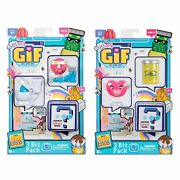 Oh My Gif 3 Bit Pack Pickle Puggo And Working Out Doughby Bundle