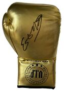Kell Brook Hand Signed Gold Boxing Glove - Boxing Autograph.