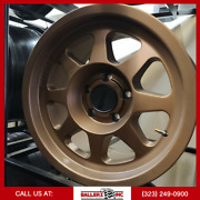 17x9 Method Hd 701 Offroad Wheel And 33 Tire Package 5x5 Bronze