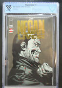 Image Twd Negan Lives 1 Gold / Silver / Bronze Cbcs 9.8 Cover Set - All 3