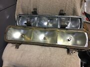 Used Ford C4sb-1344c-b 1964 1965 Thunderbird Sequential Tail Lights Housing