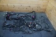 Chassis Body Wiring Wire Harness 4s9971012 Oem Audi R8 Lms Gt4 2018 Cuts/melt