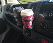 Fiat Ducato- Relay-boxer Double Cup Holder